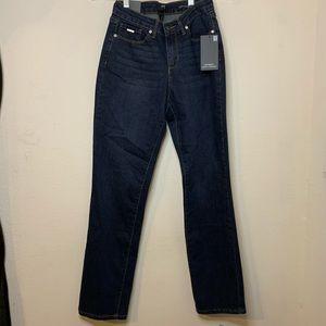 NWT Nine west Gramercy curvy strait leg pants